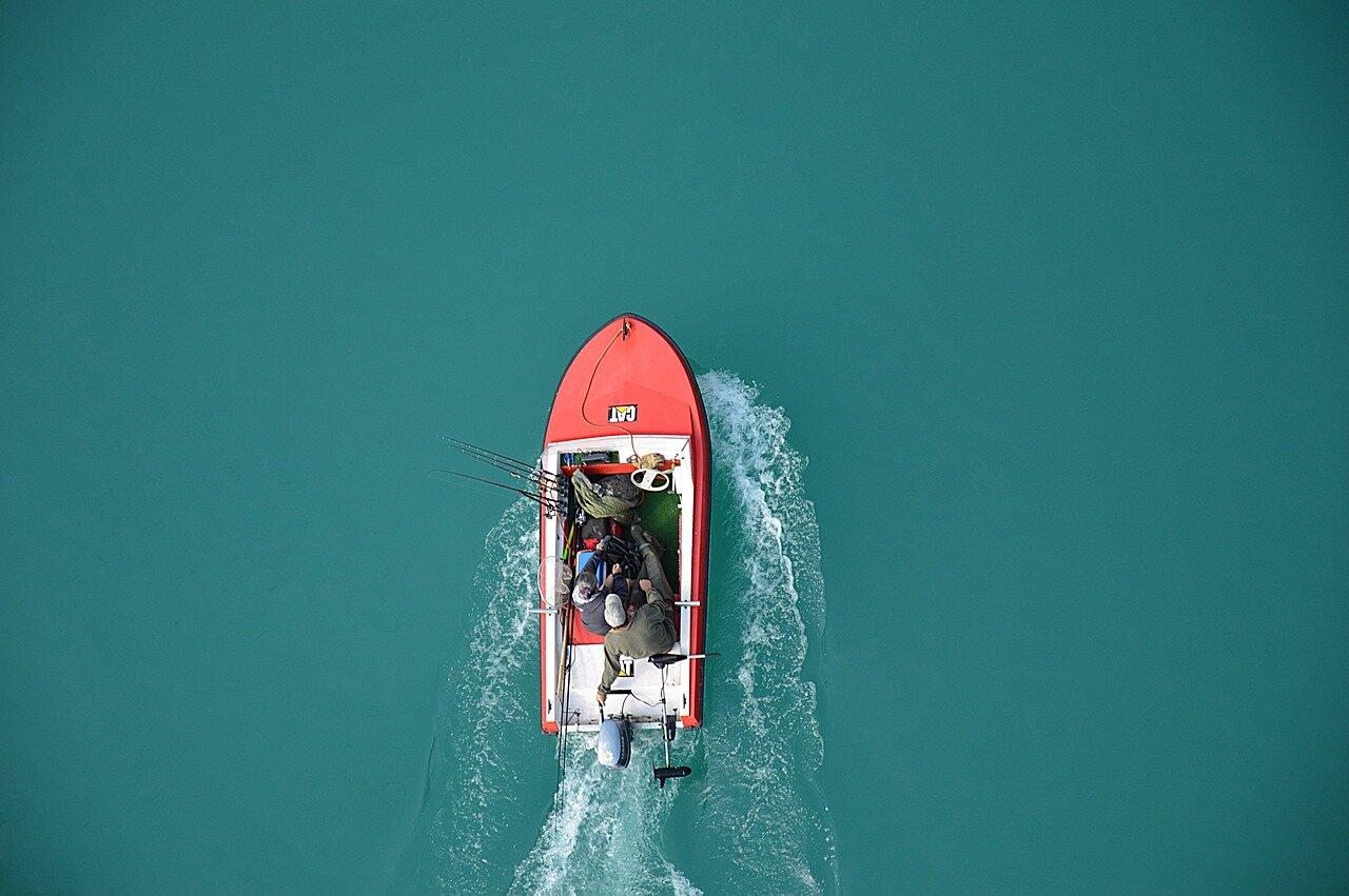 Łodzie motorowe – Fishing 600
