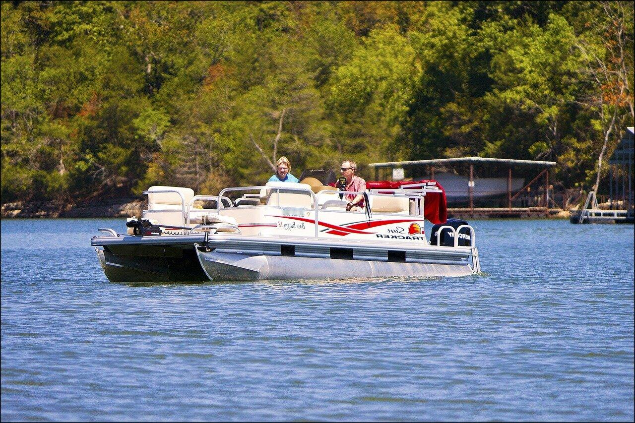 Jacht czy ponton? Yamaha pontony