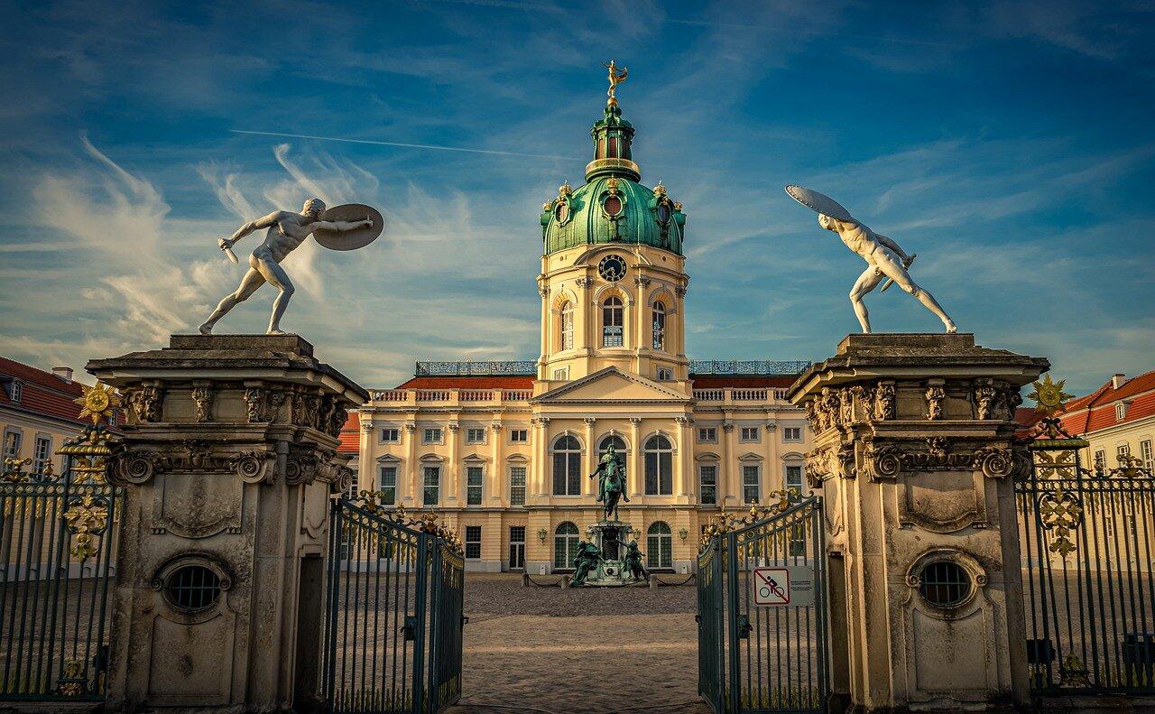 Szybka wyprawa do Berlina na motorze