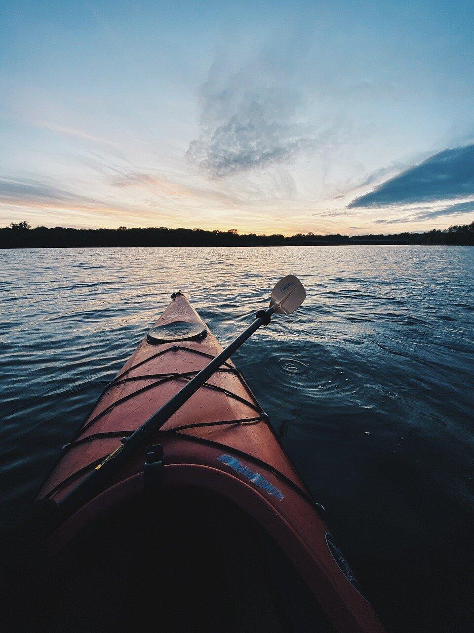 Atrakcje na Jeziorze Okonin