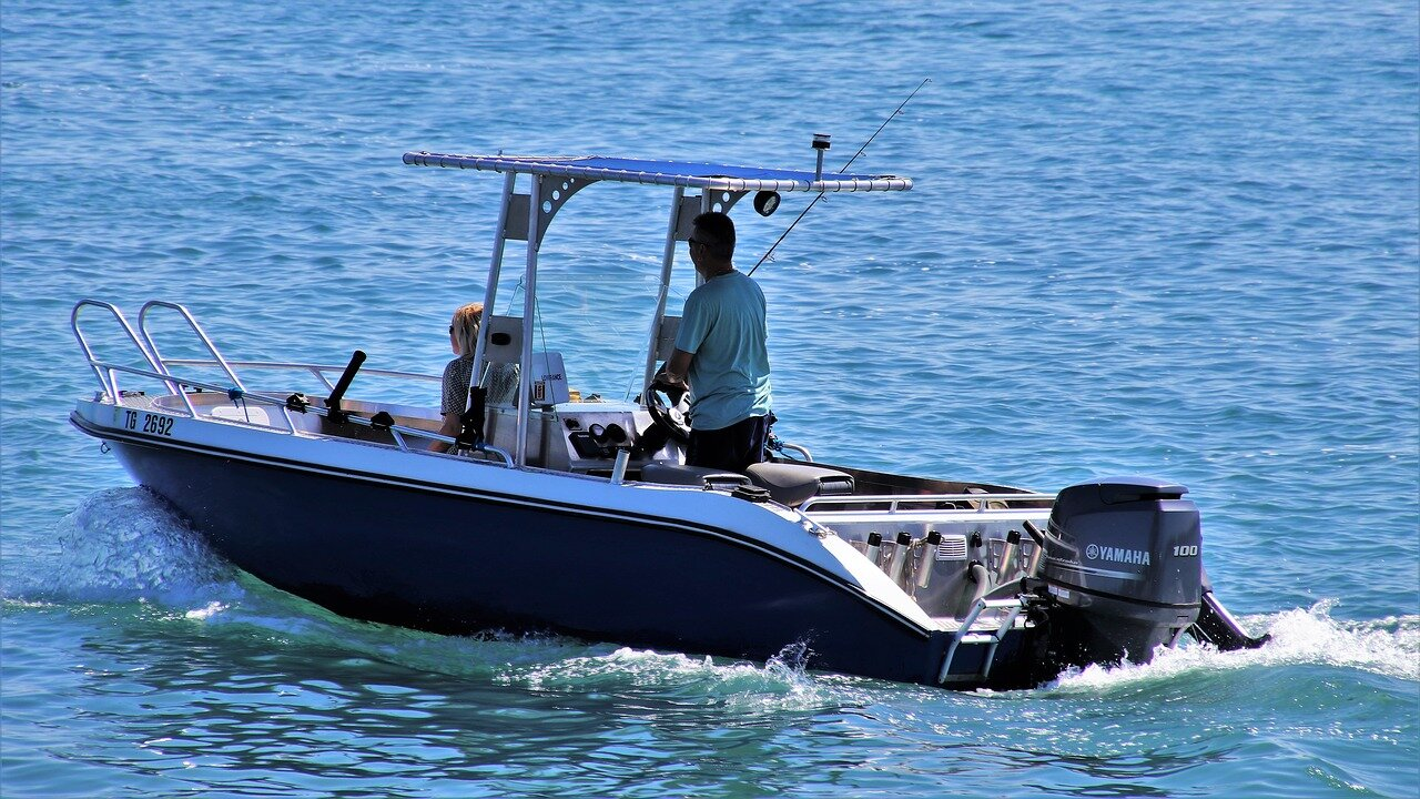 Wybór silnika do łodzi