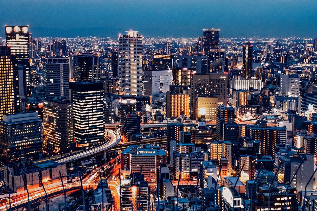 Osaka – 5 największych atrakcji